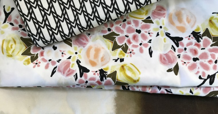 Motif Motif Signature Fabric Collection + a Rosy Floral