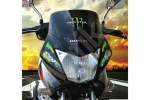 HONDA CBF 150 ÖN GRENAJ MONSTER STICKER MODELİ