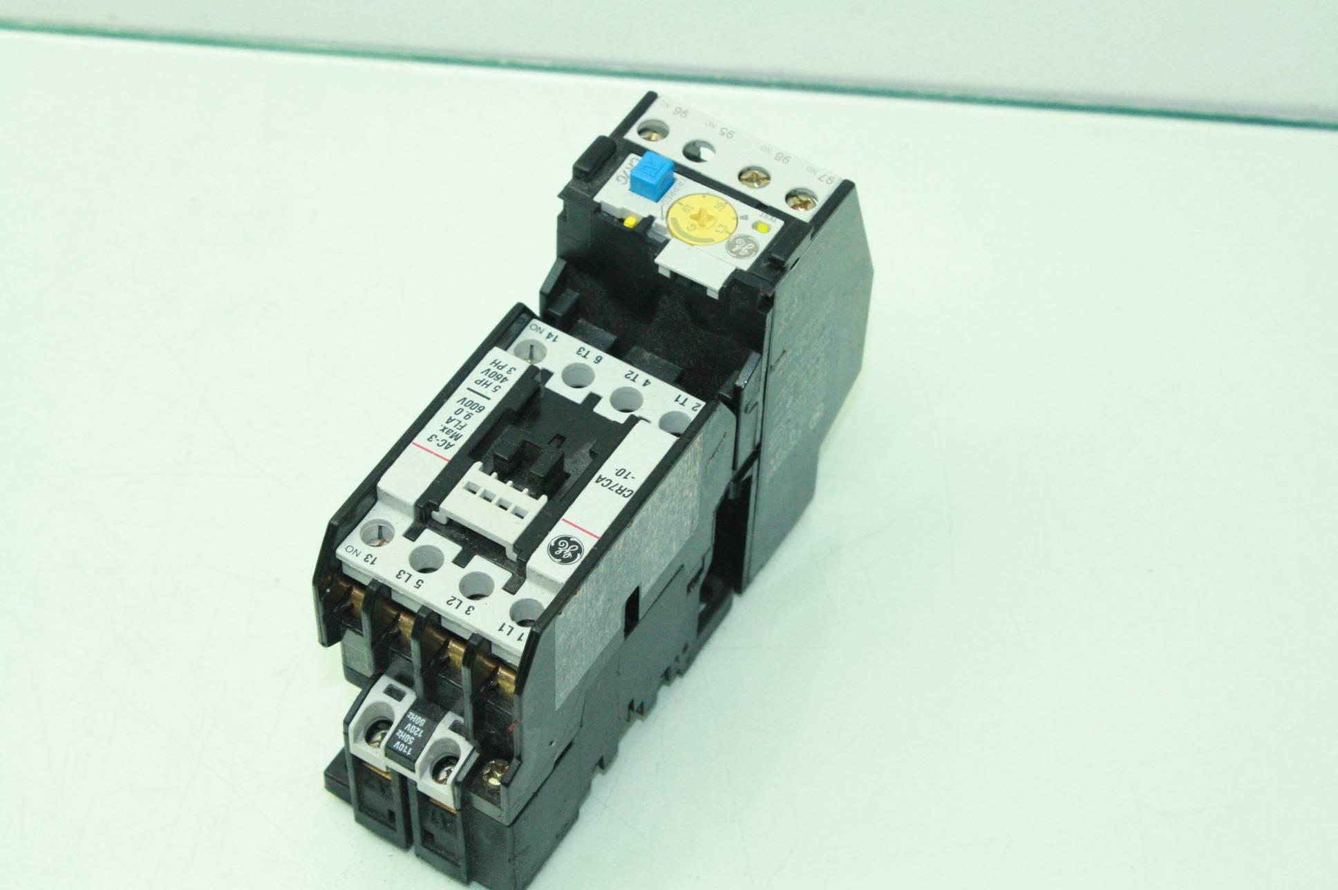 Ac Motor Control Relay