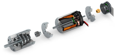 maxon motor launches online configurable DC servo motors