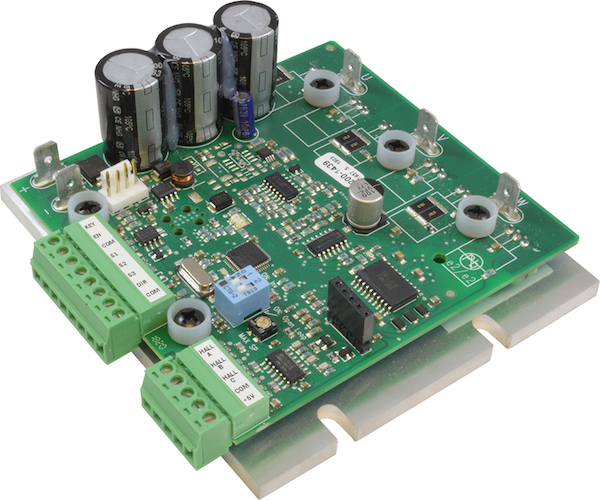 Bidirectional Hbridge Dcmotor Motion Controller Electromechanical
