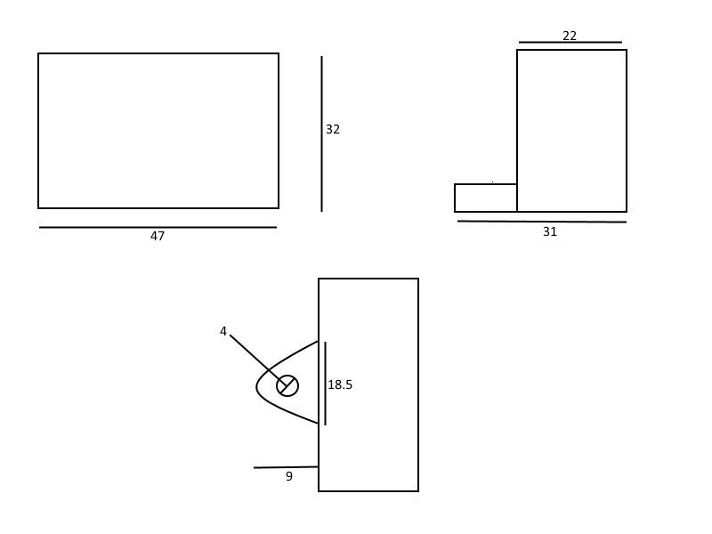 CBB61 1.2uf + 2.3uf Capacitor Combination (3 Wire)