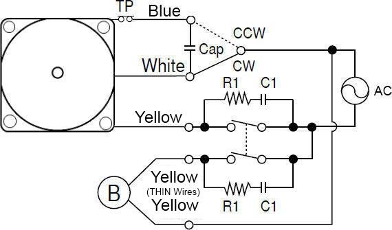century two speed motor wiring diagram