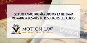¿Podrían los miembros Republicanos del Congreso apoyar la reforma migratoria integral?