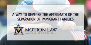 Zero tolerance policy and the Trump administration's vision on immigration