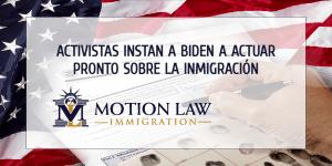 Activistas y comunidades de inmigrantes esperan más cambios sobre la inmigración