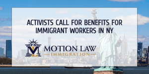 New York: Advocates call for some kind of relief for immigrant workers