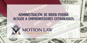 Administración de Biden planea revisar programa para emprendedores extranjeros