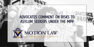 Advocates comment on the MPP reimplementation