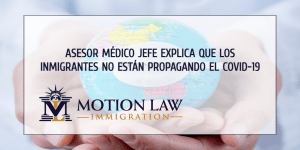 Experto: Los inmigrantes no están relacionados con el brote masivo de COVID-19