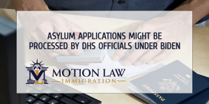 Biden may allow DHS officers to process asylum requests