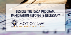 Activists call for immigration reform beyond the DACA program