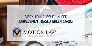Advocates: Biden should issue unused employment-based Green Cards
