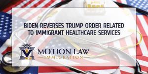 Biden reverses immigrant health care services rule