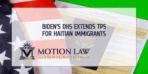 DHS Secretary Extends TPS for Haitians for 18 Months