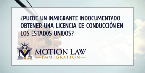 Licencia de conducción para inmigrantes indocumentados en Estados Unidos