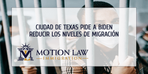 Ciudad de Texas presenta demanda judicial contra administración de Biden