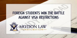 Trump's government rescinds student visa restrictions