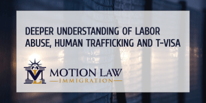 T visa and labor abuse