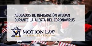 Los abogados de inmigración de DC ayudan por teléfono