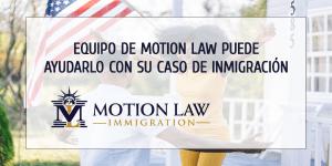 Nuestros abogados pueden guiarlo a través de su viaje de inmigración
