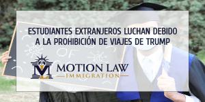 Estudiantes extranjeros no han podido solicitar sus visas