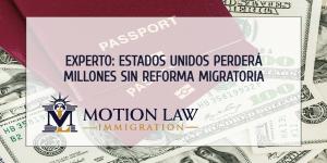 Experto comenta acerca de la necesidad de aprobar la reforma migratoria