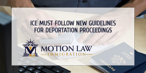 New deportation guidelines for ICE agents