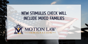 Mixed families will be eligible for new round of stimulus checks