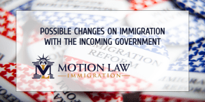 The immigration system could change under the Biden administration