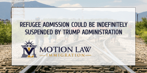Trump plans to postpone refugee cases until further notice