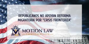 ¿El apoyo de Republicanos está realmente relacionado con la situación fronteriza?