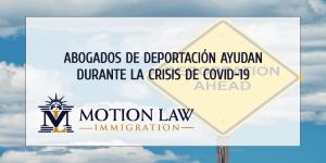 Motion Law le ayuda a evitar una deportación