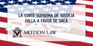 Corte Suprema falla en contra de la petición de Trump de cancelar DACA