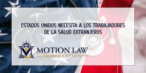 Porcentaje alto de trabajadores de la salud son extranjeros enfrentando deportación