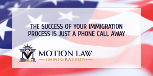 Follow the advice of professionals during your immigration journey