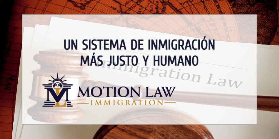 Acciones ejecutivas necesarias para mejorar el sistema de inmigración