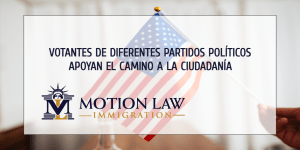 Estados en disputa también apoyan el camino a la ciudadanía