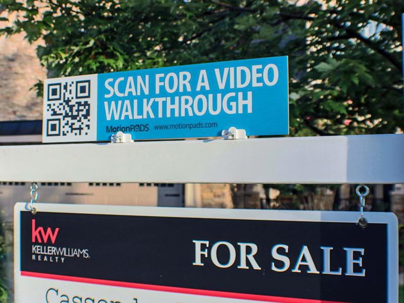 real estate video walkthroughs