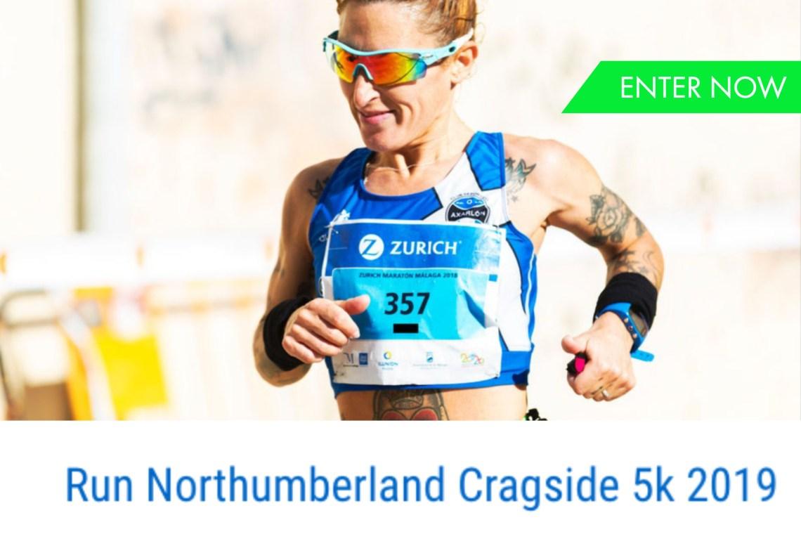 Run Northumberland Cragside 5k 2019