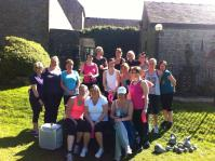 Peak district fitness weekend