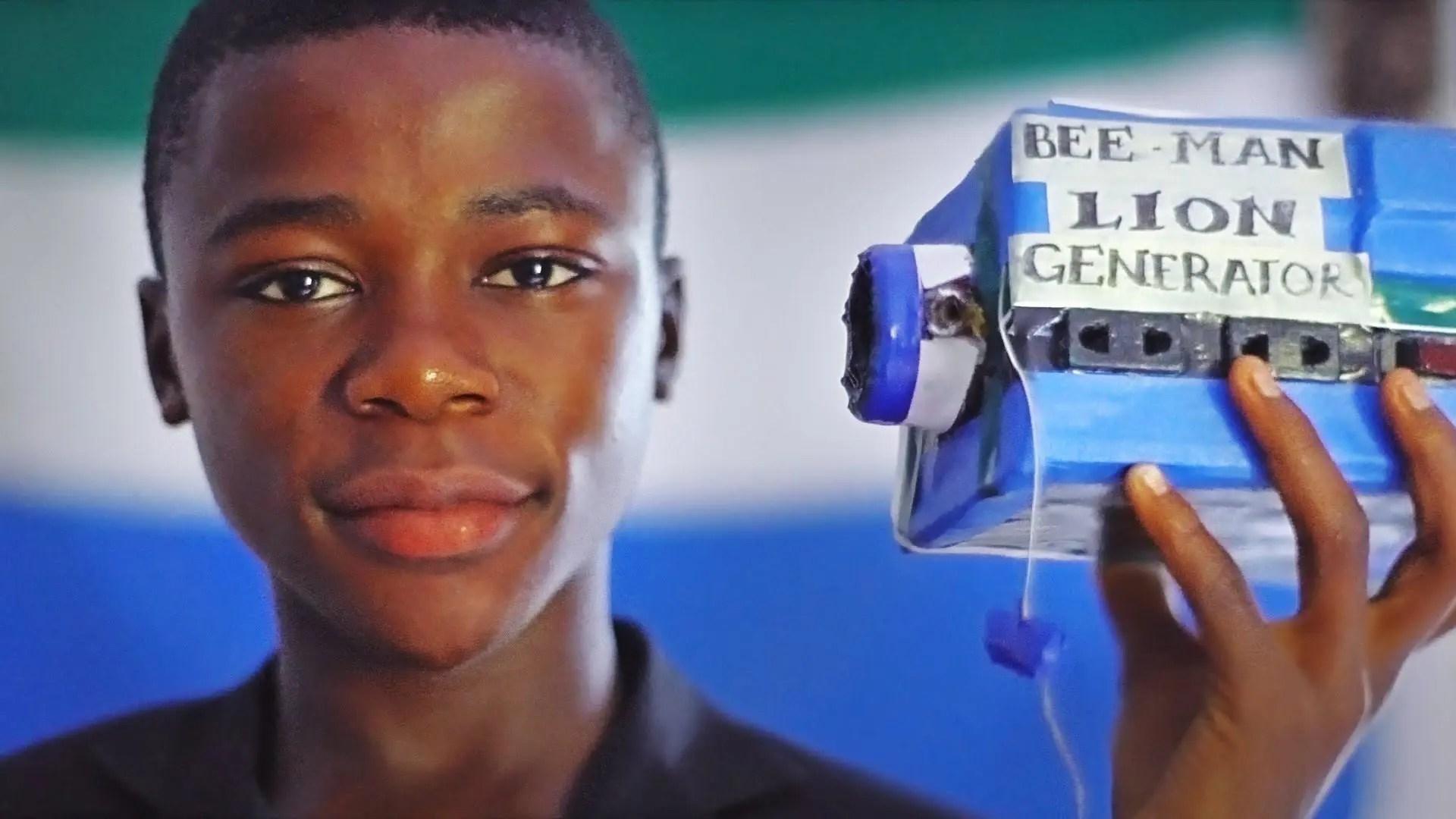 African inventors