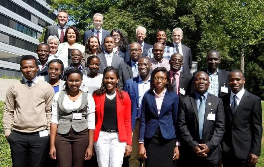 AFRIKA KOMMT fellowship