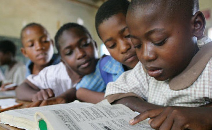 English Namibia's education system