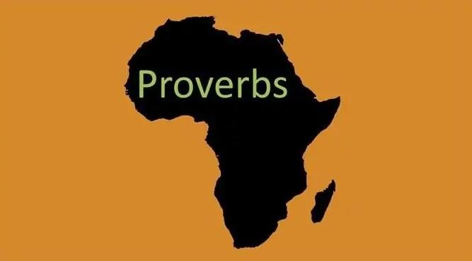 Namibia Proverbs