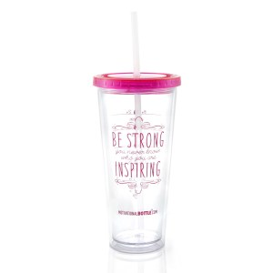 be strong tumbler front