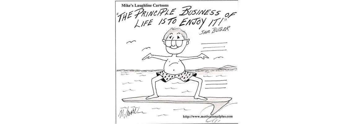 Motivational Cartoons