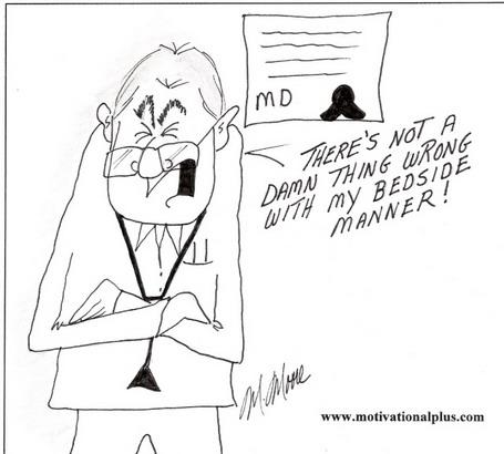 Mike Moore's FREE Health Care Cartoon Sample