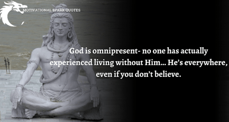 Inspirational Quotes by God