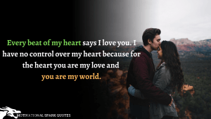 You are my world quotes